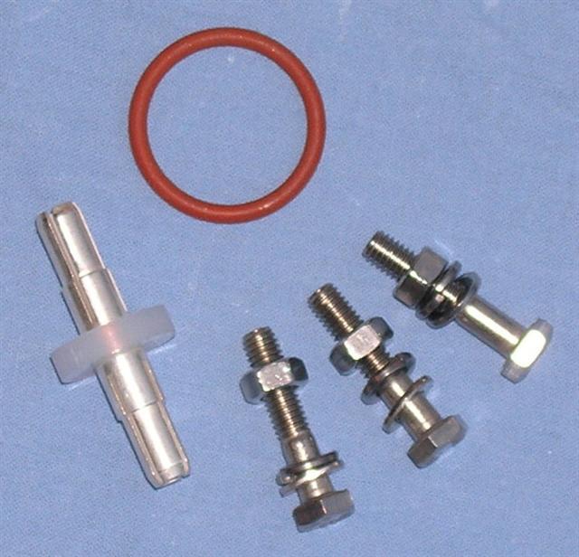 Spinner 7/8 EIA Kupplungselement
