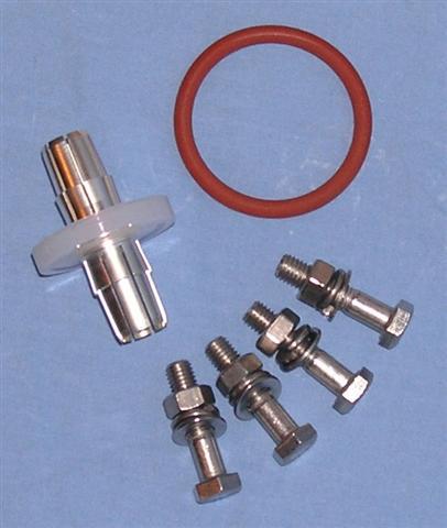 Spinner 1 5/8 EIA Kupplungselement