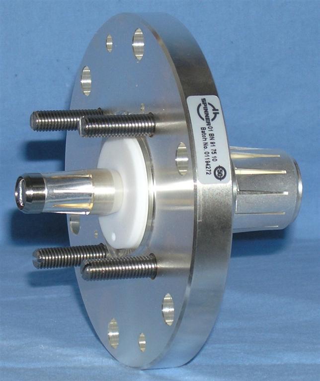 Spinner Übergang 3 1/8-EIA / 1 5/8-EIA
