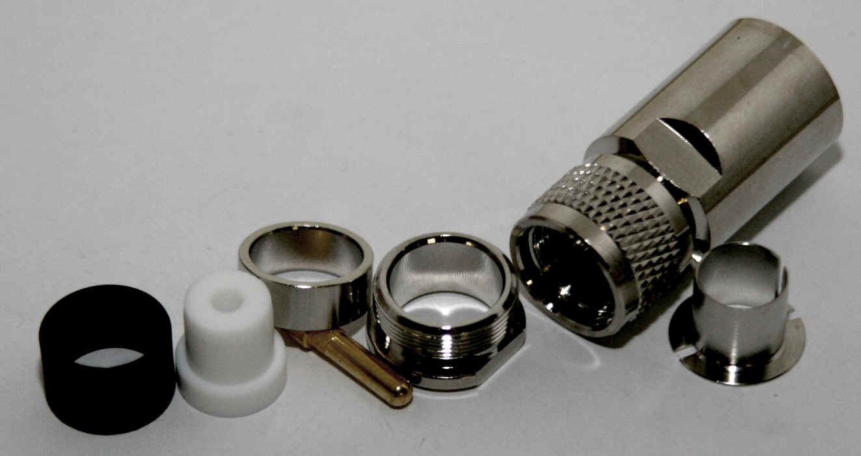 UHF-Stecker f. Ecoflex 15